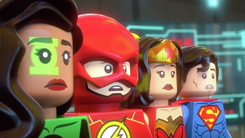 bajka LEGO Shazam online DVD promocja