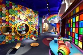 bajka pana kleksa centrum sala zabaw dla dzieci atrakcje katowice
