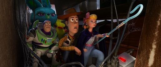 bajki Disney dla dzieci Toy Story 4 online
