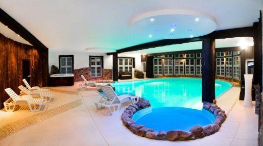 Mazury hotel z basenem atrakcjami dla dzieci