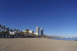 Barceloneta – najsłynniejsza plaża i deptak