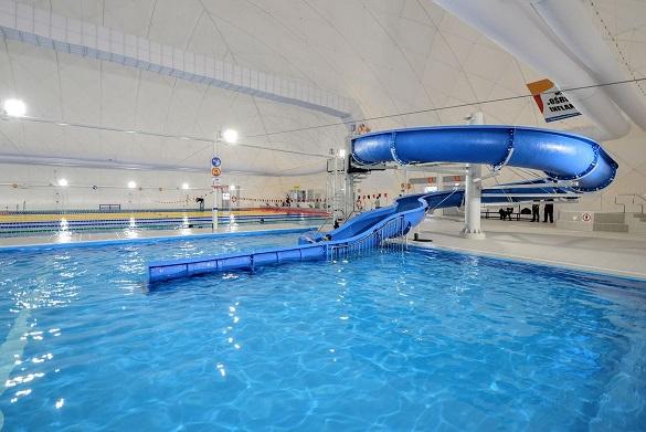 baseny fitness sauny Inflancka Warszawa opinie