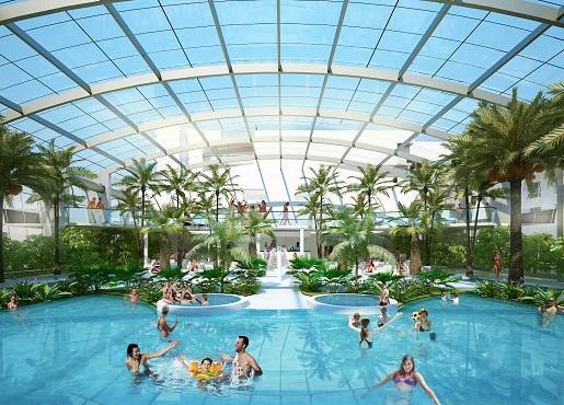 baseny tropikalne otwarcie 2019 atrakcje dla dzieci opinie