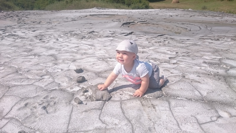 wulkany Berca Rumunia rodzinne atrakcje