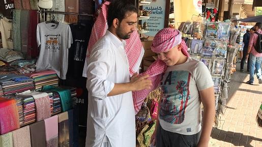 bezpieczeństwo Dubaj z dziećmi ceny opinie jedzenie