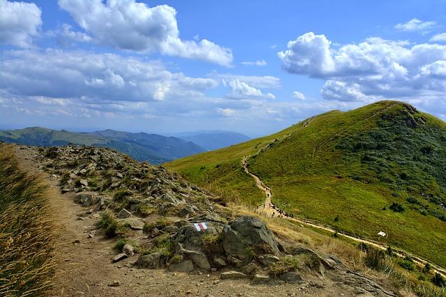 bieszczady z dzieckiem polecane szlaki gdzie w bieszczadach z dzieckiem tarnica