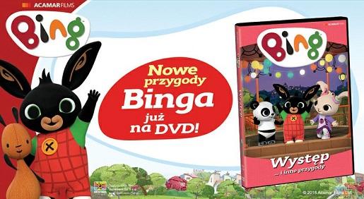 bing bajka dla dzieci DVD opinie 13