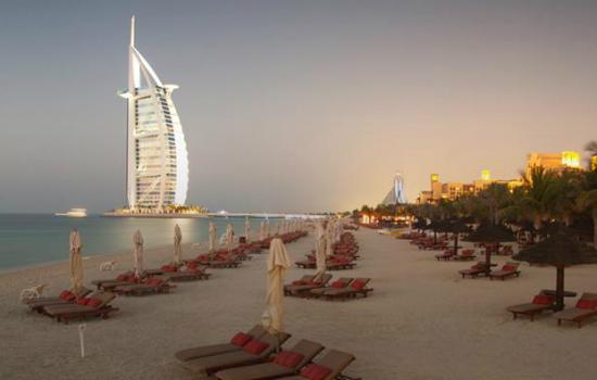 plaże atrakcje dla dzieci Dubaj