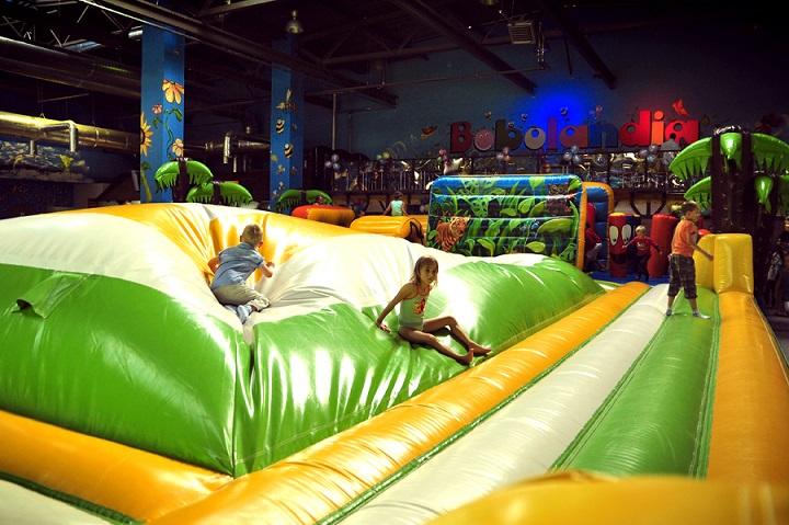 największa sala zabaw dla dzieci Wrocław opinie