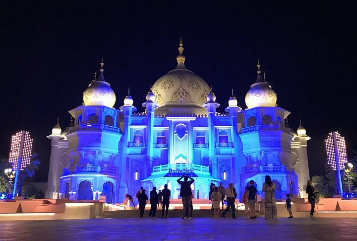 bollywood park rozryki Dubaj opinie