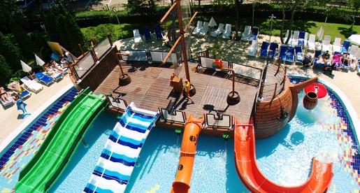Bułgaria 2020 TUI hotel atrakcje dla dzieci laguna park opinie