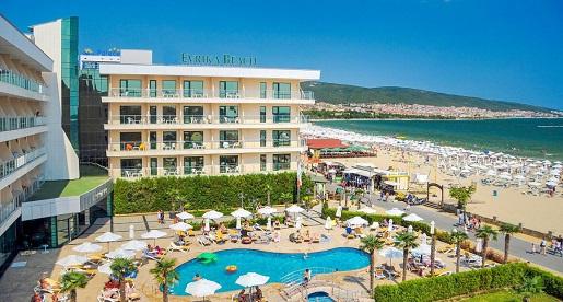 Bułgaria 2020 TUI hotel atrakcje dla dzieci evrika beach czy warto opinie