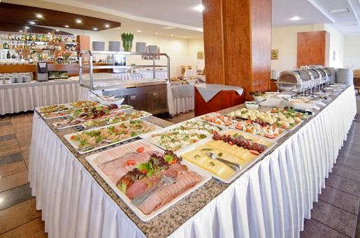 bufet Hotel Astor Jastrzębia Góra