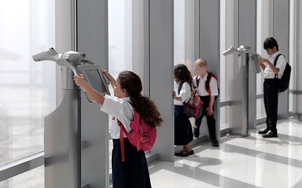 atrakcje dla dzieci Dubaj Burj Khalifa