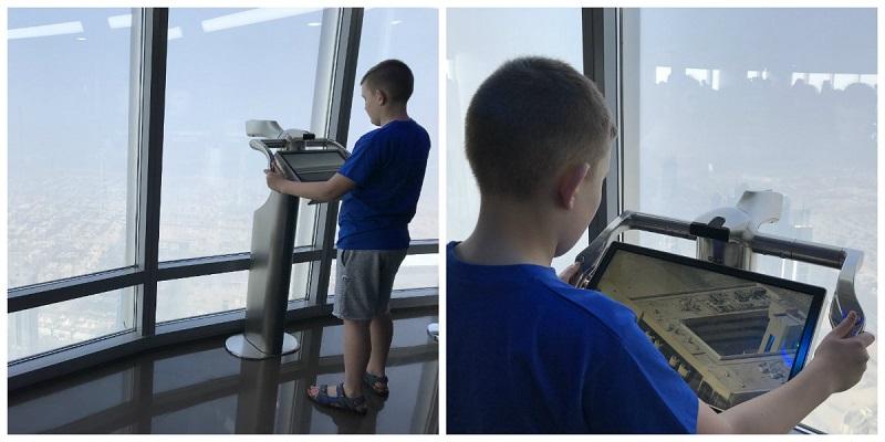 burj khalifa taras widokowy opinie bilety ceny godziny _winda
