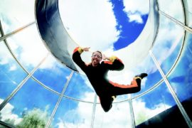bydgoszcz atrakcje tunel aerodynamiczny