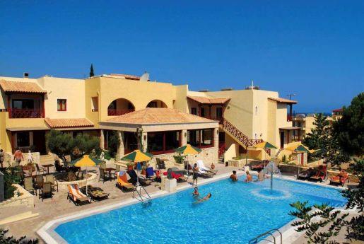 Kreta wakacje z dzieckiem ceny 2018 opinie Cactus Hotel