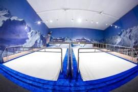 całoroczne sztuczne stoki narciarskie rodzinne atrakcje