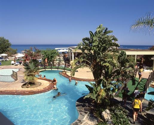 calypso hotel grecja opinie wakacje kreta