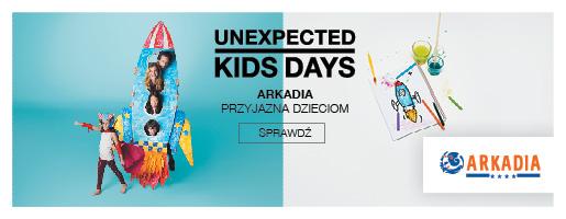 Warszawa centrum handlowe z atrakcjami dla dzieci