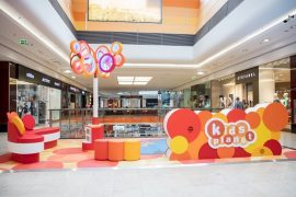 centrum handlowe z atrakcjami dla dzieci w Gdańsku opinie