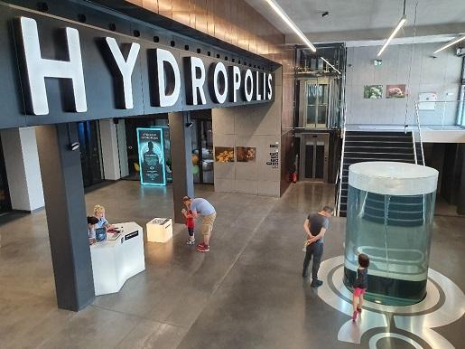 centrum hydropolis wrocław muzeum wody opinie