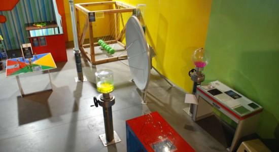 Experymentarium Łódź atrakcje dla dzieci