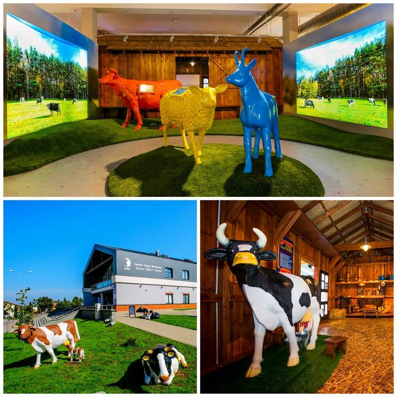 centrum tradycji mleczarstwa Muzeum Mleka opinie