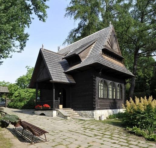 chata żeromskiego nałęczow okolice atrakcje rodzinne dla dzieci