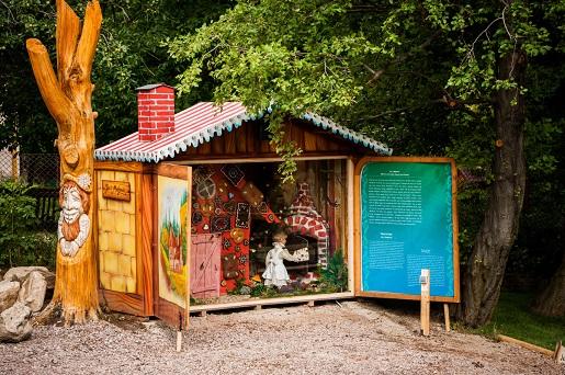 chatka park bajek atrakcje dla dzieci opinie cennik