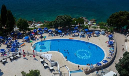 Chorwacja hotel przyjazny rodzinie atrakcje dla dzieci opinie