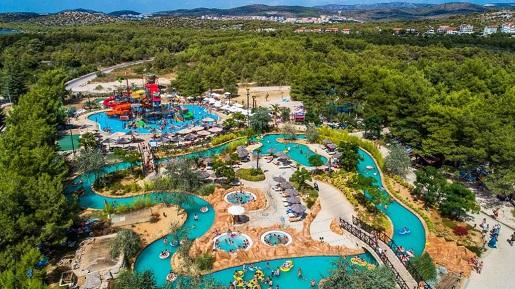 Chorwacja hotele z aquaparkiem atrakcje dla dzieci opinie