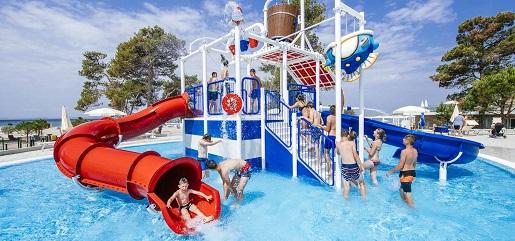 Chorwacja najlepsze hotele dla dzieci atrakcje opinie