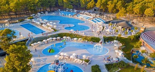 Chorwacja najlepsze hotele rodzinne dzieci atrakcje opinie