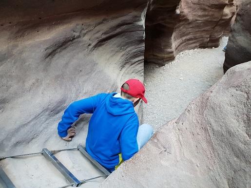 co zwiedzać z dziećmi Izrael Ejlat opinie atrakcje czerwony Kanion pustynia