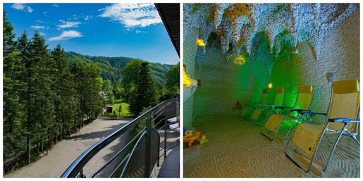 HOTEL VESTINA WISŁA hotel na wakacje z dzieckiem 2018 grota solna góry pakiety rodzinne plac zabaw