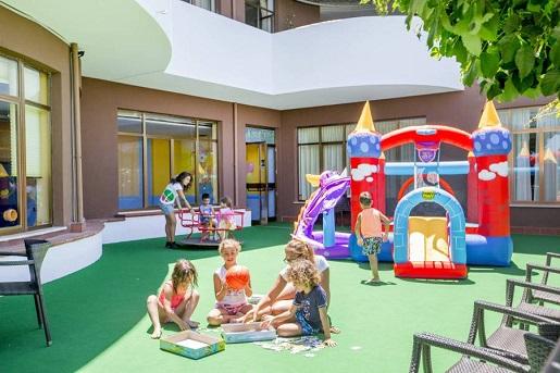 costaverde wlochy hotel basen aquapark opinie mini club