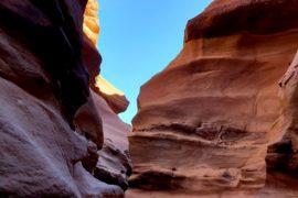 czerwony kanion izrael z dzieckiem opinie dojazd trasy