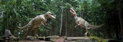 dinopark szklarska poręba atrakcje dla dzieci rodzinne