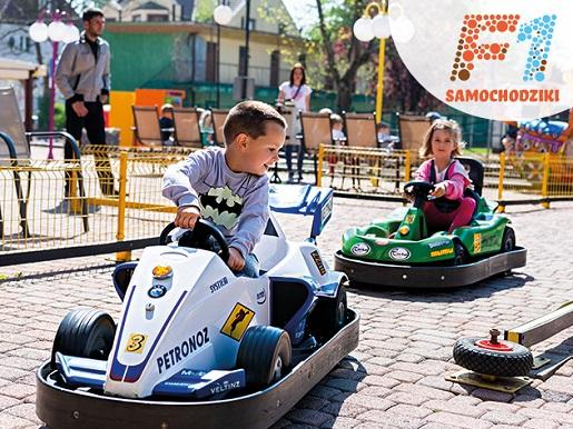 park zabaw dla dzieci łeba rodzinne atrakcje pomorskie opinie