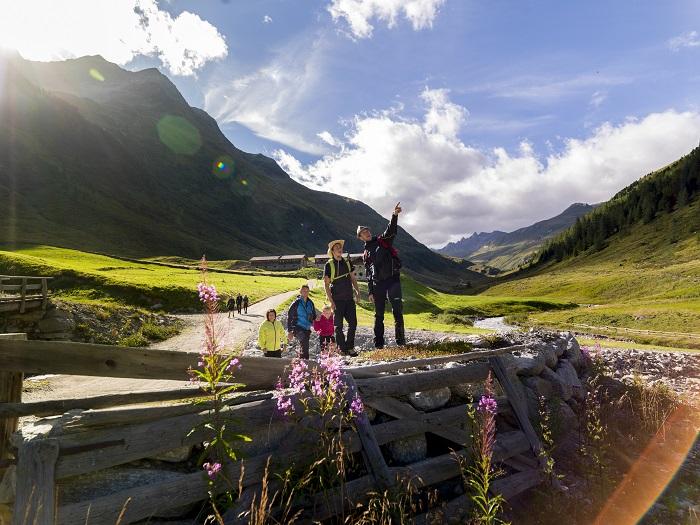 doliny Virgental Tauerntal Tyrol szlaki z dziećmi opinie