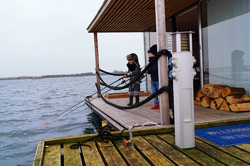 domki na wodzie Mielno opinie całoroczne apartamenty z dzieckiem