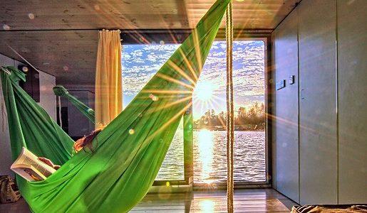domki na wodzie mielno ht houseboats opinie