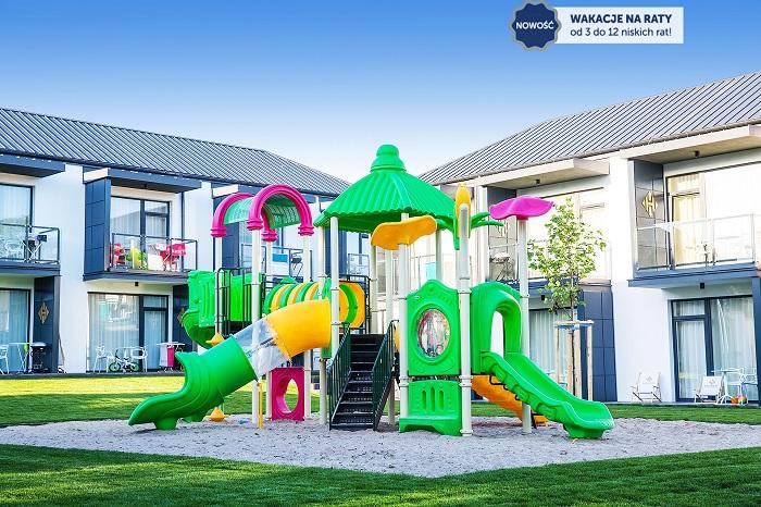 domki z atrakcjami dla dzieci nad morzem opinie ceny pobierowo niechorze