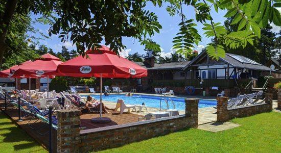 domki z basenem nad morzem dla dzieci atrakcje 1