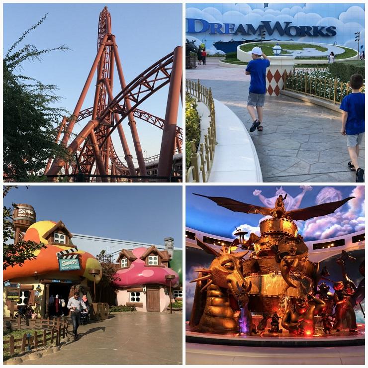 dubai parks and resort opinie najlepsze parki rozrywki Dubaj