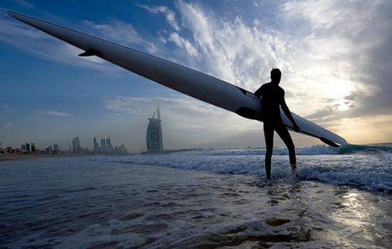 atrakcje dla dzieci Dubaj plaże