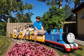 dziwnów atrakcje dla dzieci park miniatur kolejek opinie