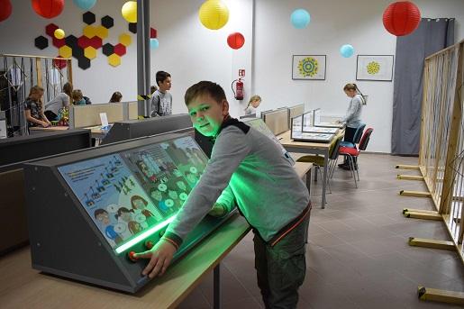 eksponaty Centrum Edukacyjne Łamigłówka Poznań opinie cennik dojazd