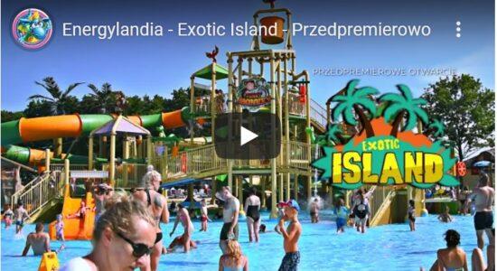 energylandia aquapark największy park wodny w Polsce opinie atrakcje